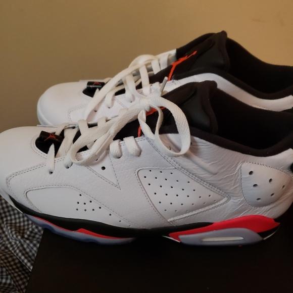 save off 46476 e4cd8 Used Nike Air Jordan Retro 6 Low
